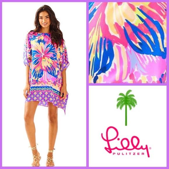 1a45cd12b58a9b Lilly Pulitzer Dresses | Nwt Julie Dress Summer Sunset | Poshmark